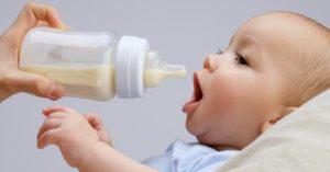 Искусственное питание ребенка