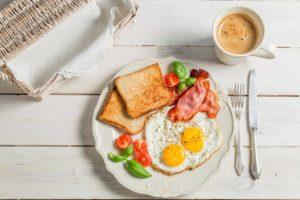 Завтракать не рекомендуется