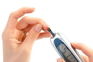 Регулярный контроль сахаров в крови