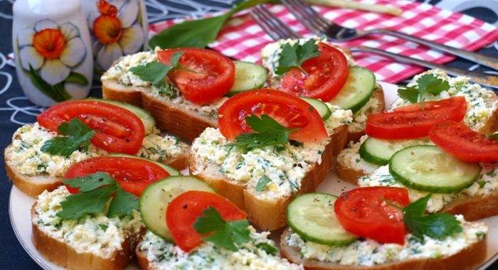 Масса для бутербродов