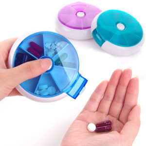 Прием лекарств по схеме