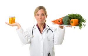 Четко придерживаться диеты