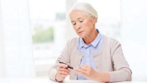 Гипогликемия у пожилых