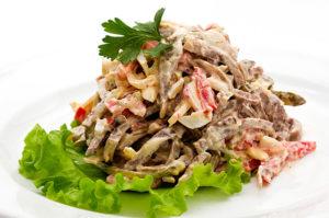Заправка для салатов