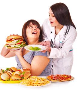 Нарушения в питании