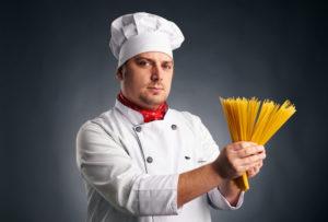 Правильно готовим макароны