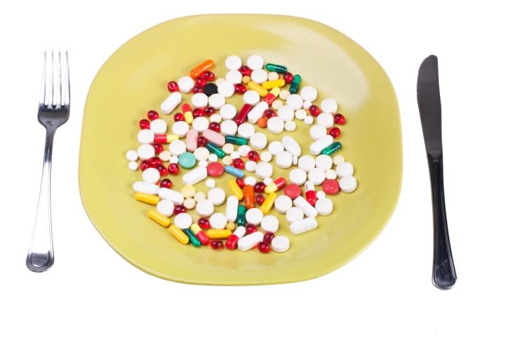 Биологические добавки и витаминные комплексы