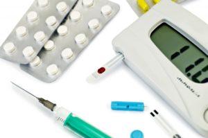 Противодиабетический препарат