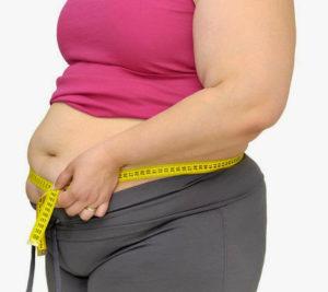 Пациенты набирают вес, который сложно сбросить
