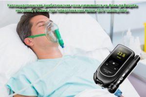 Кетоацидотическая диабетическая кома