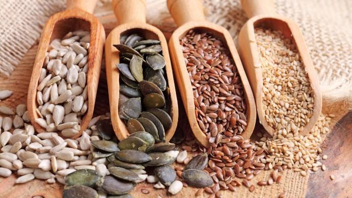 Семена при диабете