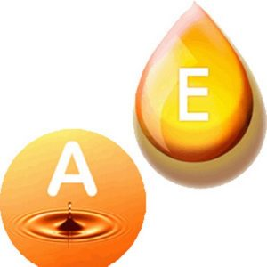 Витамины А, Е