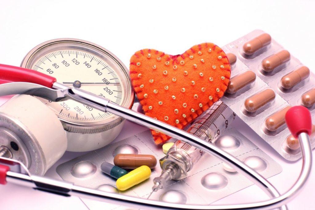 Препараты, используемые для контроля артериальной гипертензии