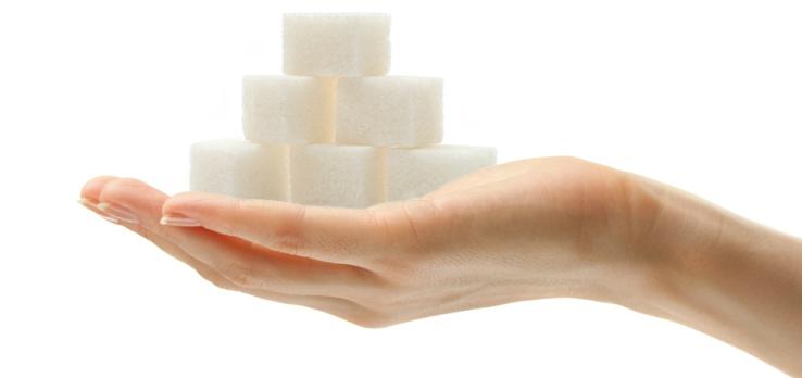 Принять сахар