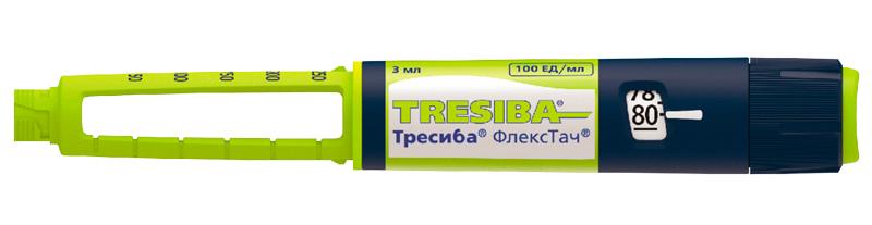 Тресиба Флекстач