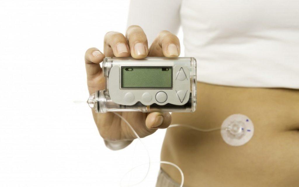 Нельзя использовать в инсулиновых помпах