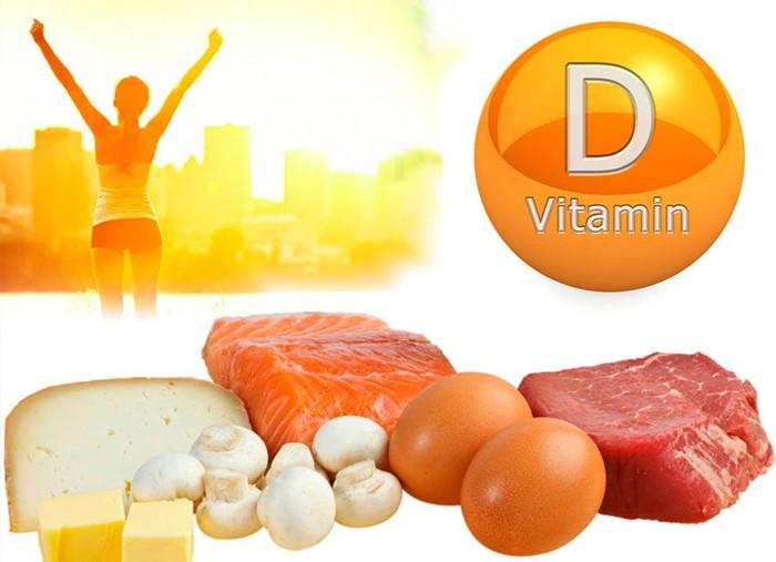 Профилактика недостатка витамина D