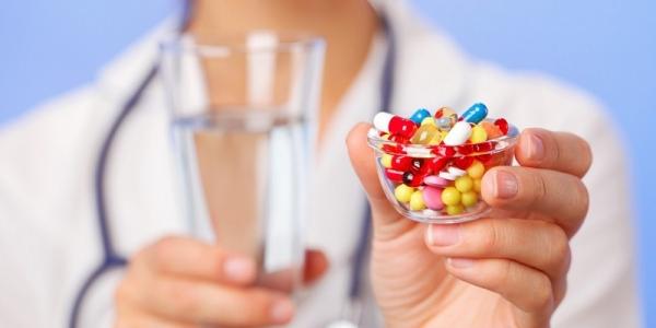 Исключить прием лекарственных средств