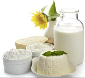 Нежирная молочная продукция