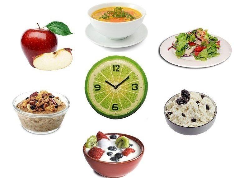 Принимать пищу до шести раз в сутки небольшими порциями