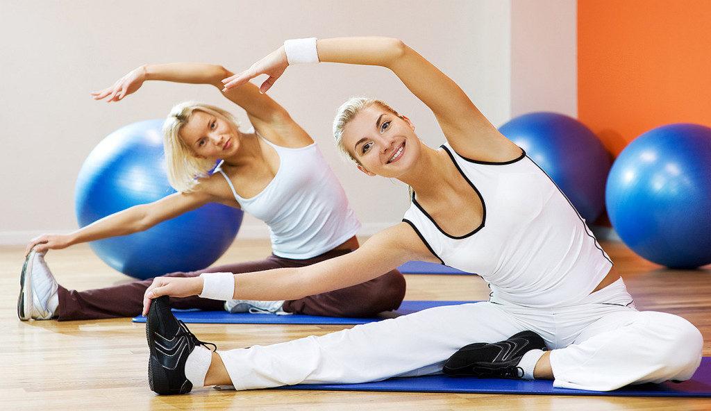Заниматься физкультурой