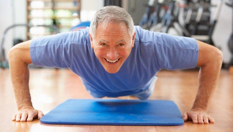 Тяжелая физическая активность
