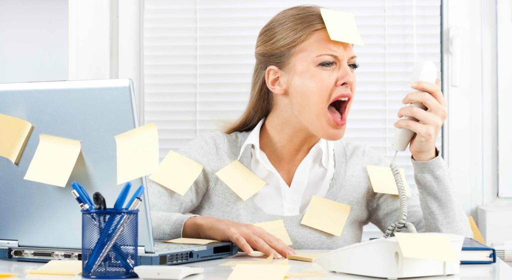 Частые стрессовые состояния