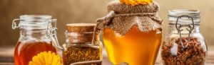 Выбор меда при сахарном диабете