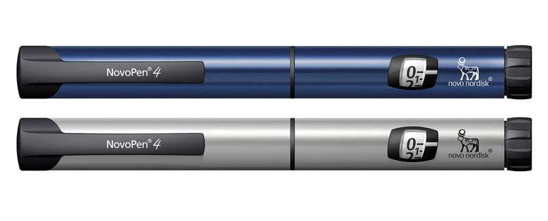 Ручка-шприц Ново Пен