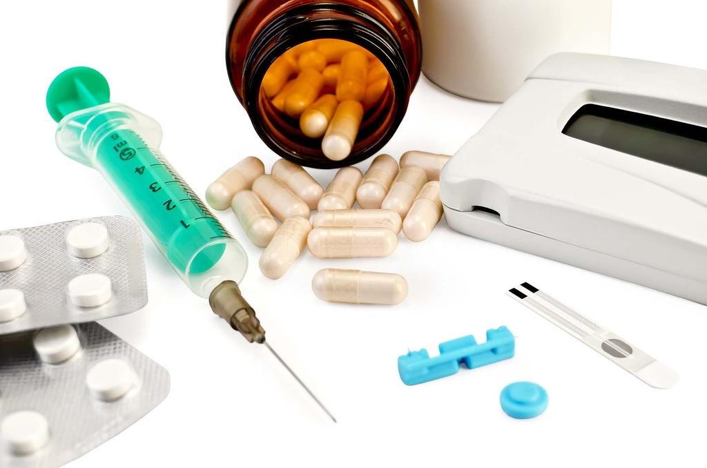 Ограничьте прием препаратов для борьбы с диабетом