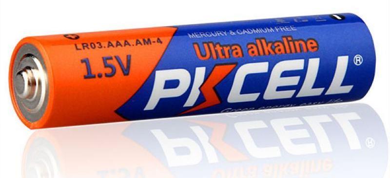 Батарейки ААА 1.5v
