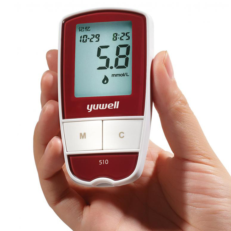 Уровень сахара в крови в домашних условиях