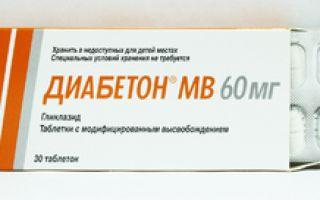 Дешёвые заменители, синонимы и аналоги Диабетона