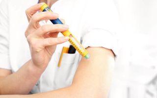Виды и схемы лечения инсулинотерапией