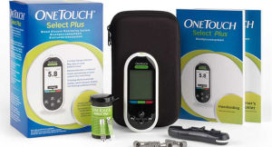 Характеристики и стоимость глюкометра One touch select plus