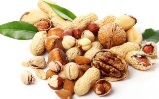 Орехи при диабете позволяют напитать организм многими полезными элементами
