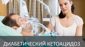 Кетоацидоз — острое осложнение сахарного диабета