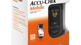 Акку-Чек Мобайл — стильный и современный глюкометр