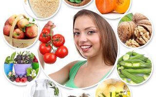 Диета и правильное питание при сахарном диабете 2 типа