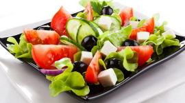 Полезные рецепты салатов при сахарном диабете
