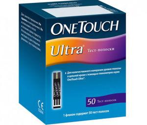 О правилах применения тест-полосок One Touch Ultra