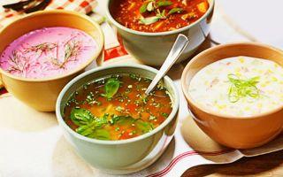 суп для диабетиков 2 типа рецепты