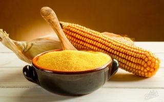 Полезные свойства кукурузной крупы при диабете 2 типа