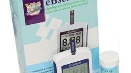 Глюкометр eBsensor — отзывы опробовавших