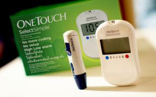 Глюкометры One Тouch — точность и надежность