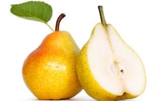 Польза груши при диабете 2 типа и лучшие рецепты