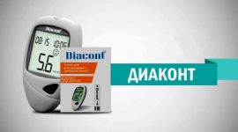 Отзывы о глюкометре Диаконт и его характеристика