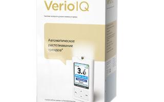 Ван Тач Верио — удобное и понятное устройство для измерения уровня глюкозы в крови