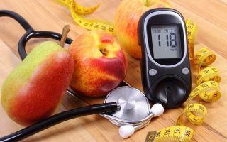 Сахарный диабет 1 типа: диета и лечение болезни по правилам