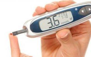 Нормы концентрации сахара в крови после еды